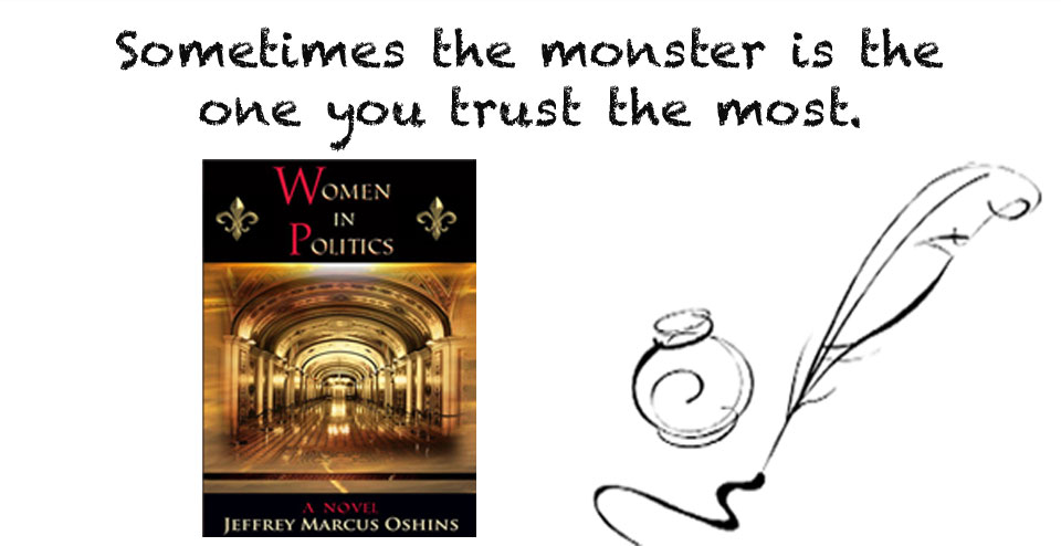 Sometimes the monster is the one you trust the most